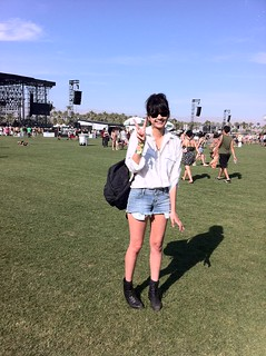 coachella day two | by ornithes