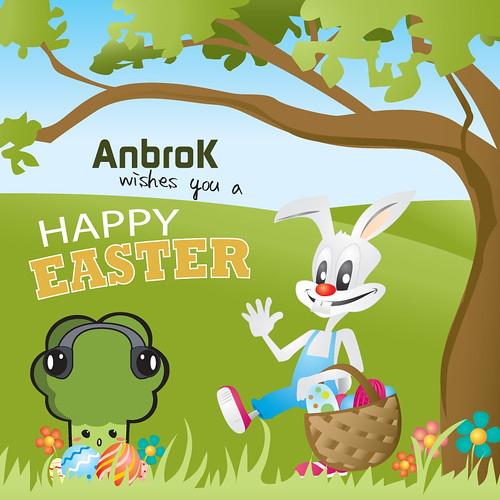 Happy Easter to you!!! | by AnbroK