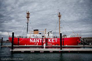 Nantucket Lightship | by Ken Zirkel
