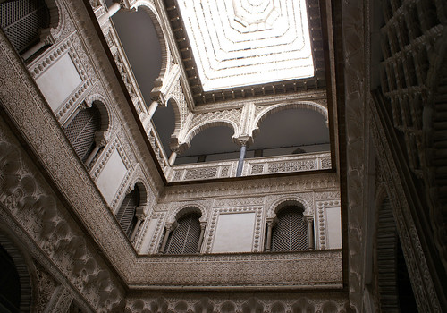 alcazar 4 | by louisathomson