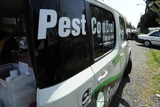 Pest Control, Commercial Technician car, Sayfrog.com, Broadview, Seattle, Washington, USA | by Wonderlane