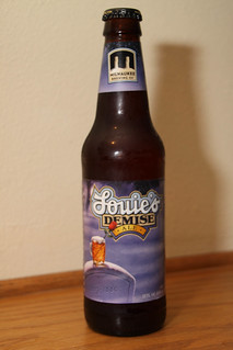Louie's Demise Ale Bottle | by Mitch_J
