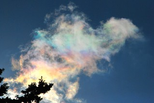iridescent clouds | by justavessel