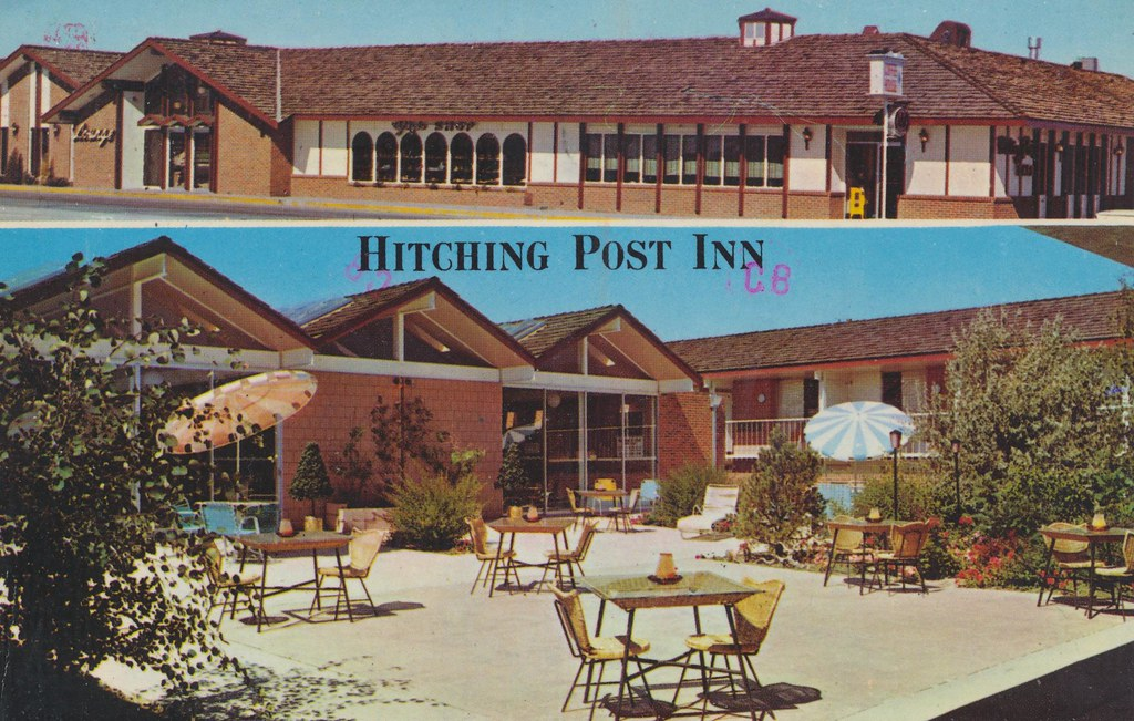 Hitching Post Inn - Cheyenne, Wyoming
