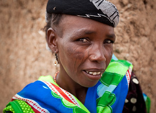 Woman from Gueza - NIGER - | by C.Stramba-Badiali