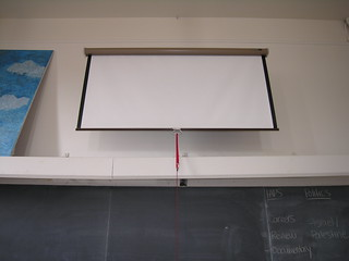 classroom screen | by cayoup