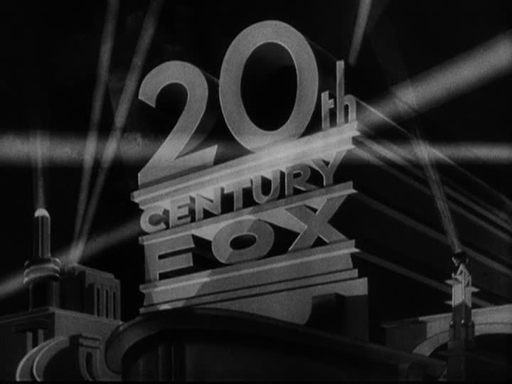 Image result for 20th century fox 1940s logo