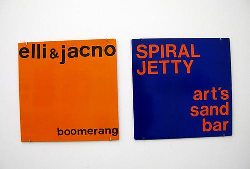 Spiral Jetty - Art's Sand Bar