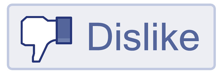 Image result for Dislike button