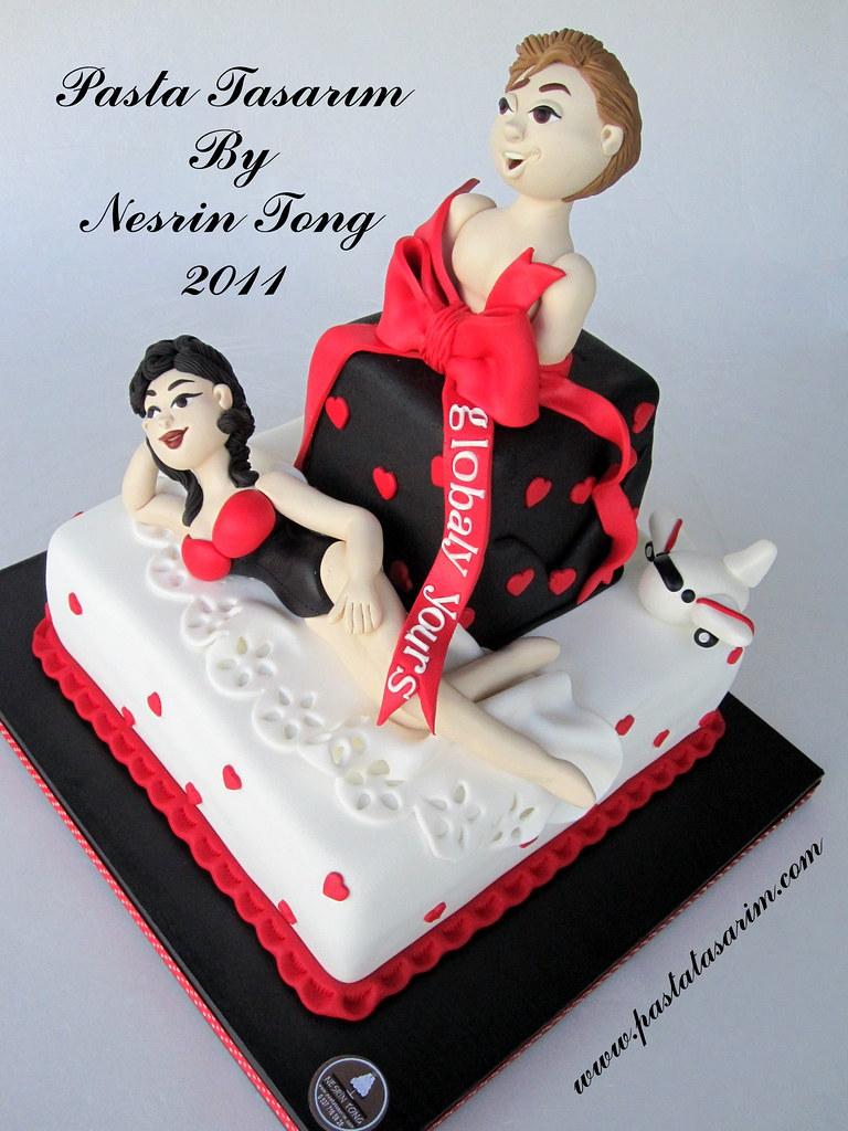 Bachelorette Party Cakes Chennai