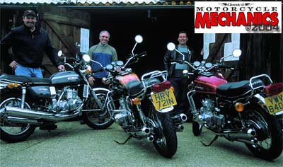 classic motorcycle mechanics issue 198 by simon1785