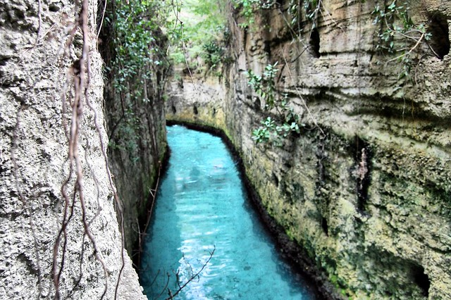 Paradise River Xcaret Mexico