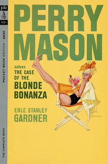 The Case of the Blonde Bonanza | by McClaverty
