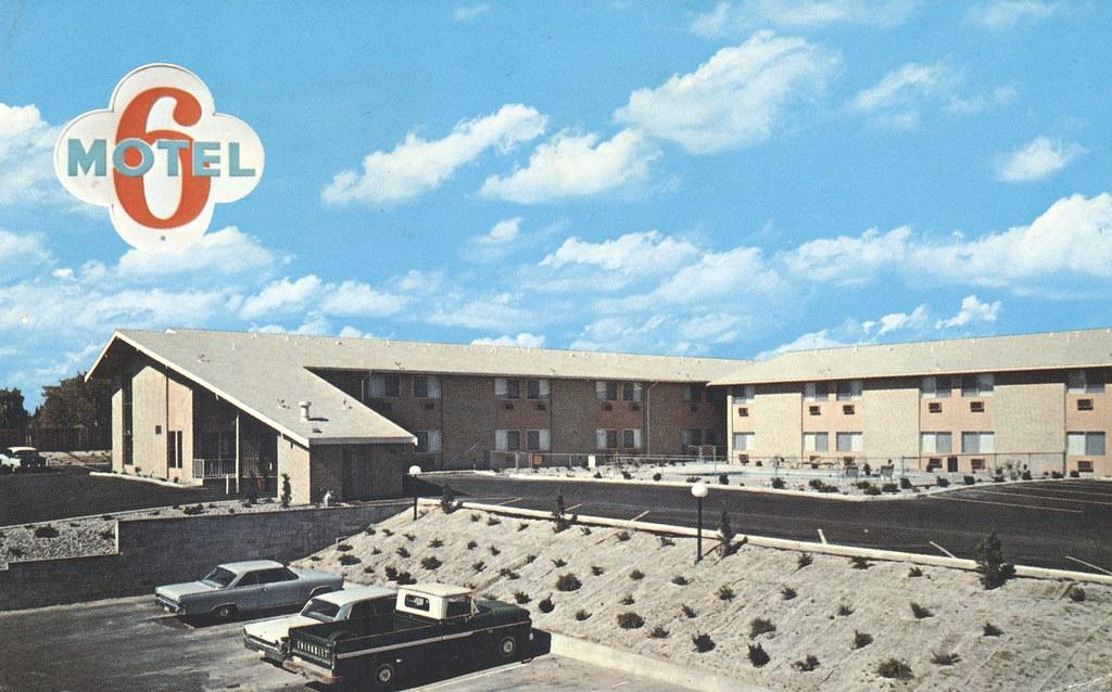 Motel 6 - Idaho Falls, Idaho