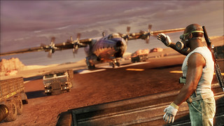 Uncharted 3: airstrip approach | by PlayStation.Blog