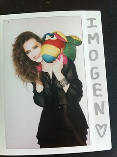 Imogen + Wubba love. | by meowzas