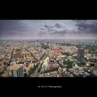 From Saigon Skydeck with love | by Mr. dEvEn