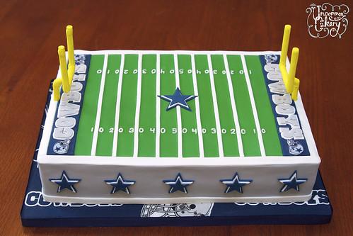 Dallas Cowboys Cake Sams Club