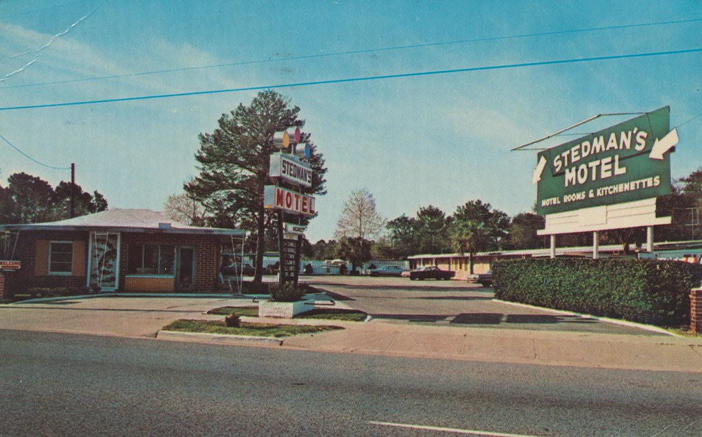 Stedman's Motel - Panama City, Florida