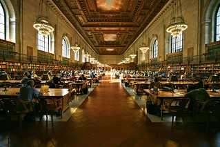 Grand Study Hall, New York Public Library | by Alex E. Proimos