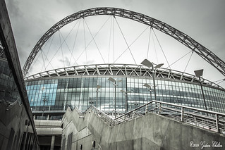 Wembley stadium | by gideonc - Thank you for the 1,000,000+ views