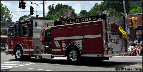Fuller Road FD - Engine 412 | by CODE 4 NORTH