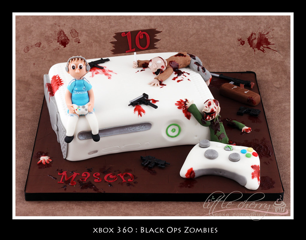 Call Of Duty Black Ops Zombie Xbox 360 Had Sooooo Much F Flickr