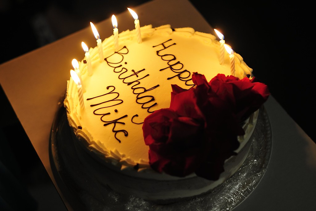 Happy Birthday Mike Featured On Plusgoogleu0rich Flickr