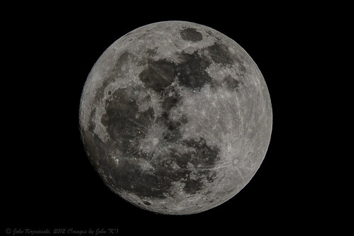 Full Moon | by Images by John 'K'