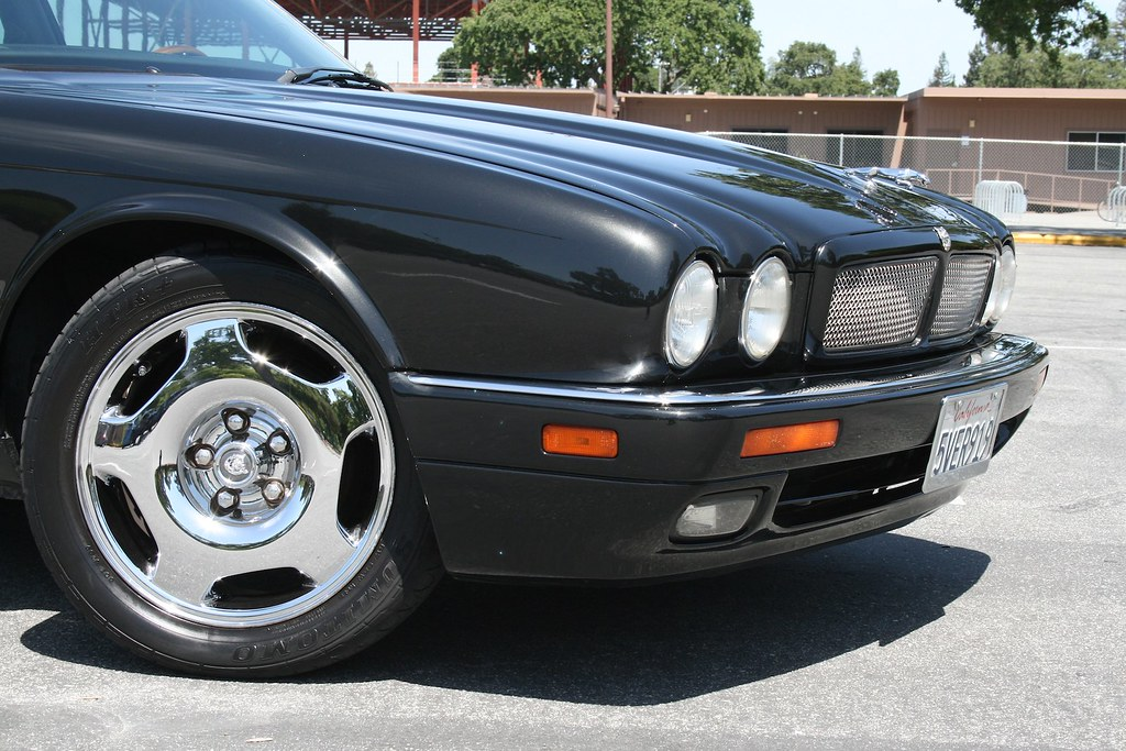 ... 1997 Jaguar XJR Supercharged | By Netzkobold
