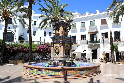 how to get from seville to vejer de la frontera
