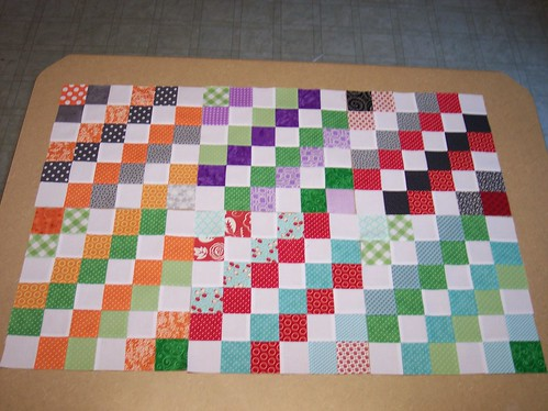 3x6 2nd Qtr Beehive 22 | by Around the Quilt Block