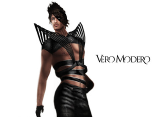 VERO MODERO / Dark Set | by Bouquet Babii - Vero Modero