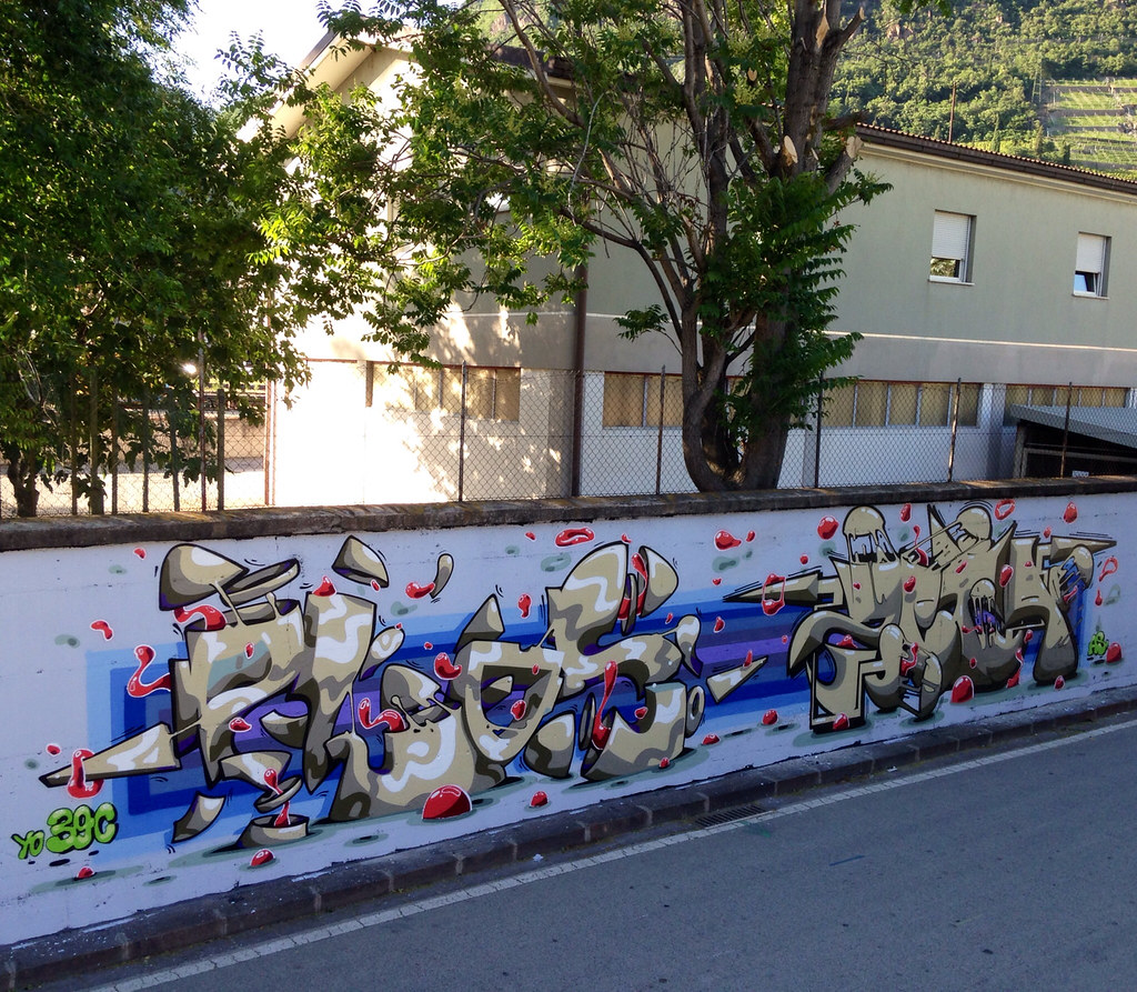 Plus,Zeta AmateurS Bolzano 2014 39c graffiti jam