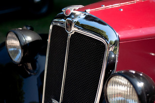 Morris Eight four Seat Tourer | by Rob McFrey