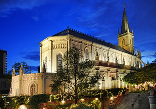 CHIJMES @ The Blue Hour | by williamcho