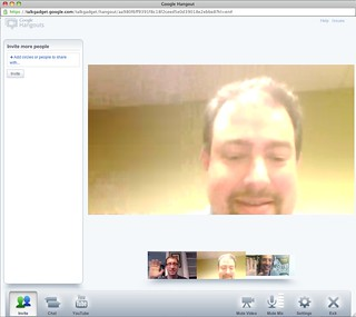 Google Hangout Video Chat | by stevegarfield