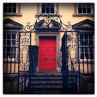 Red Door 287/365 | by spazmock