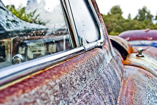 Rusty Reflections | by Benmyers1