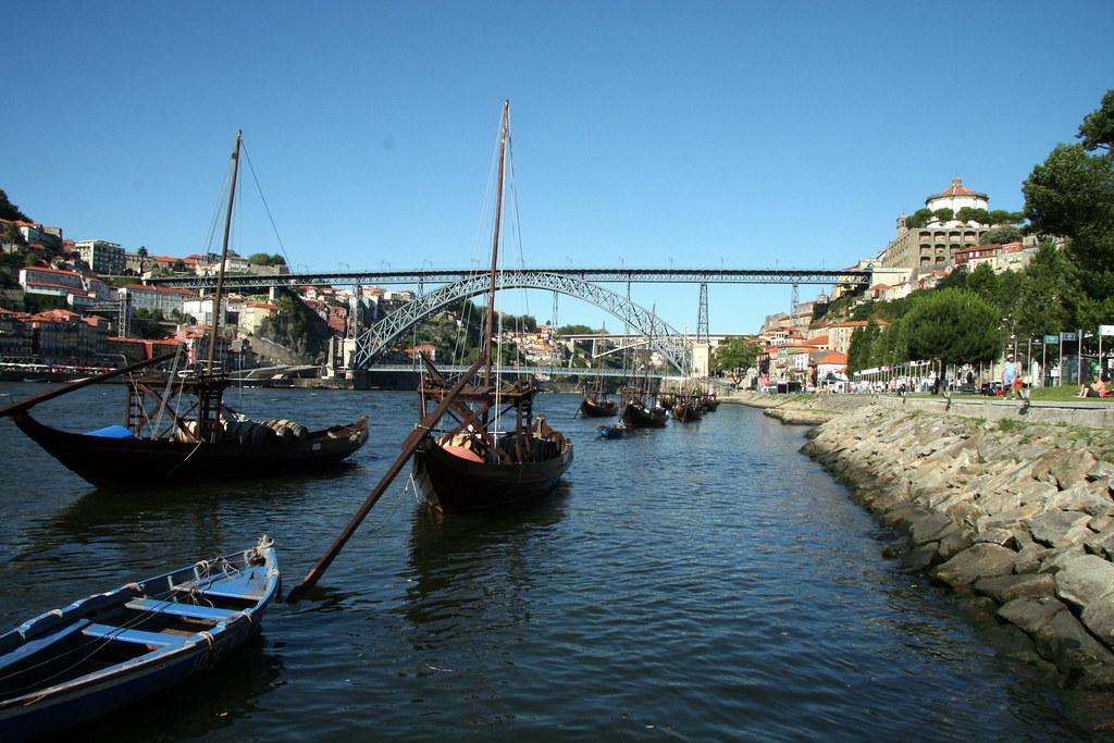 Portugal porto et le douro le centre la serra da for La serra progetta le planimetrie