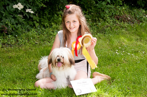 Winner at Novelty Dog Show 2012 | by Somersham Carnival