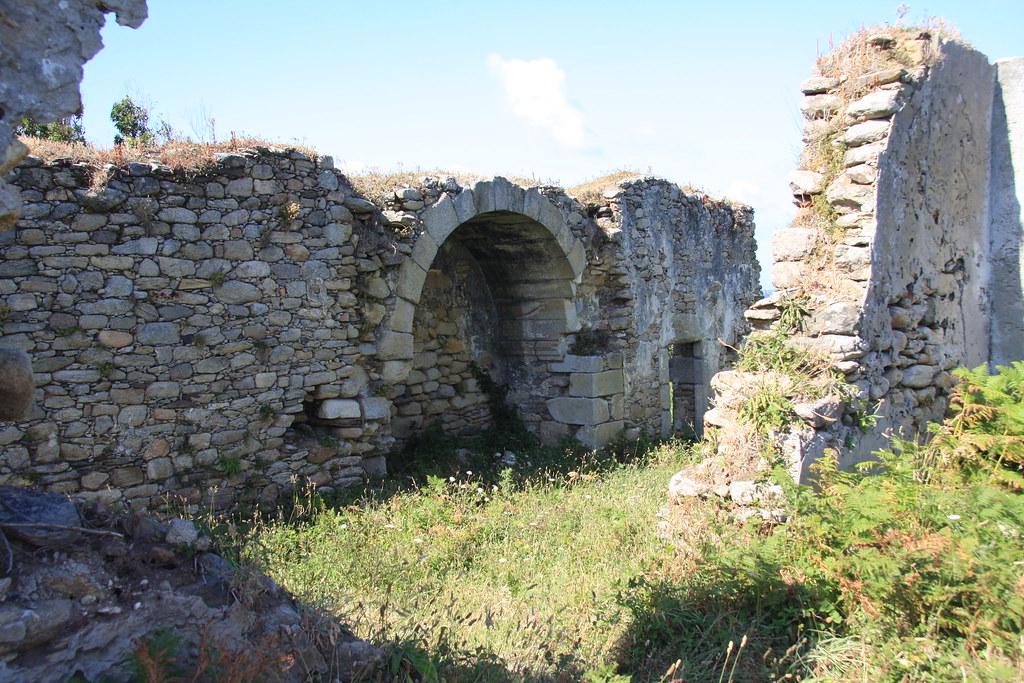 Resultado de imagen de ruinas de san tirso