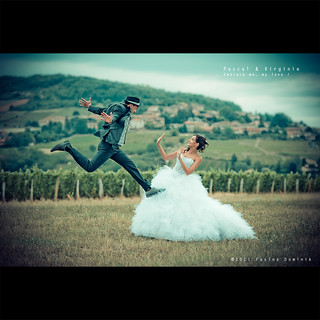 Pascal & Virginie | Embrace me, my love ! {explored} | by dominikfoto