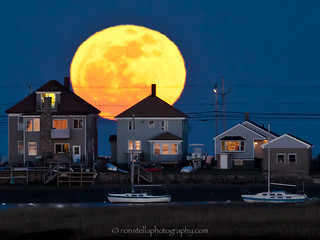 Moonrise | by Ron Stella