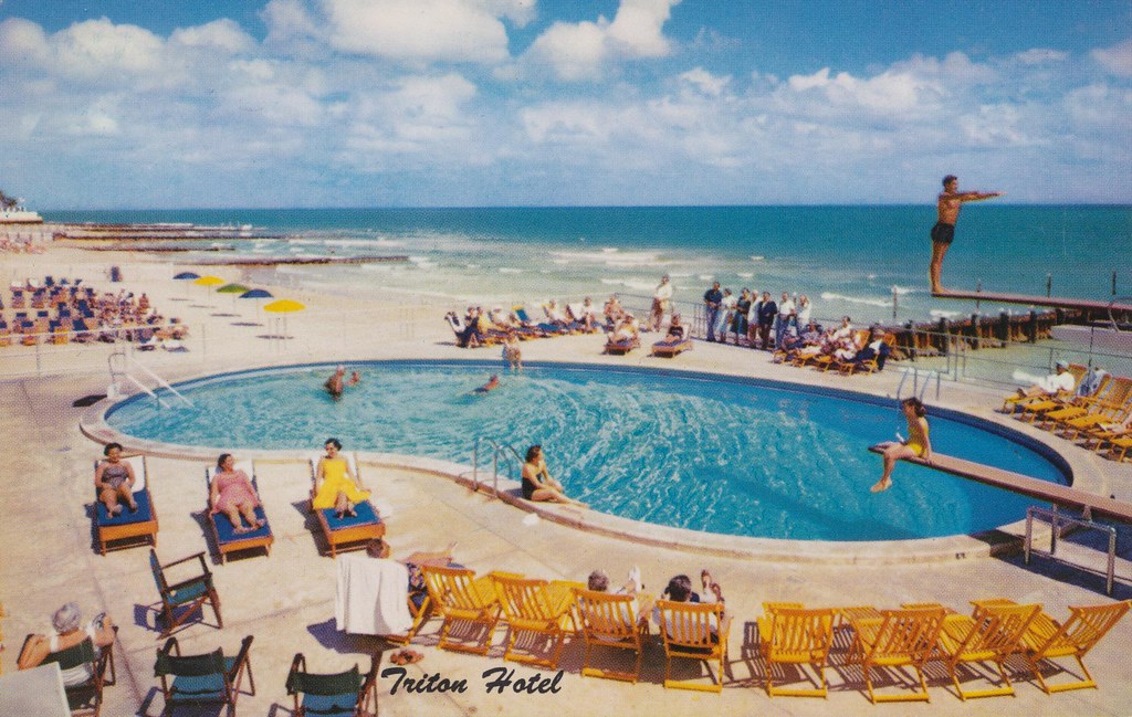 Triton Hotel - Miami Beach, Florida