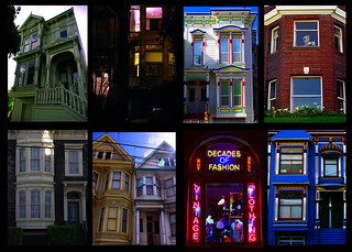 Victorian houses | by Solidream