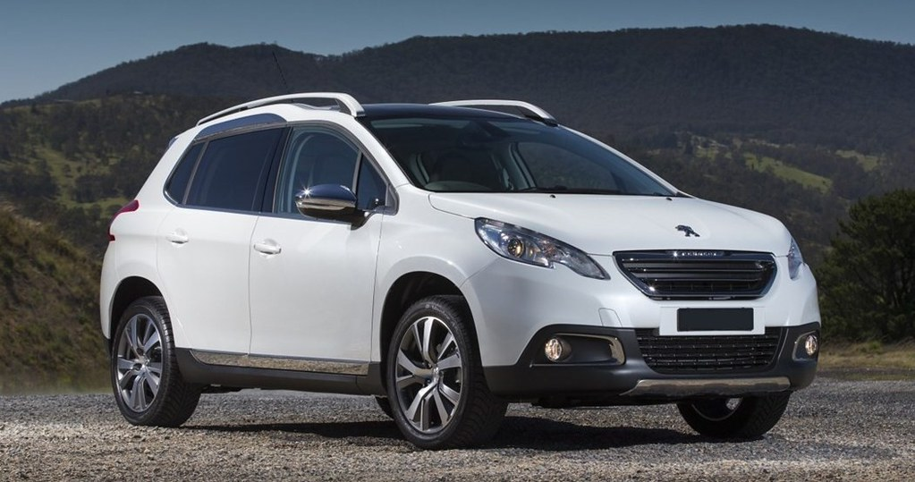2014 Peugeot 2008 Outdoor SUV - Australia\'s New Car Market… | Flickr