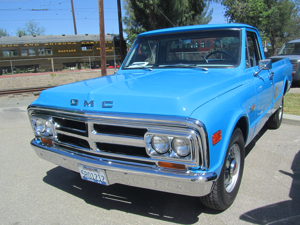 1969 Gmc Truck Gmc 2500 Truck 1969 Mr38 Flickr