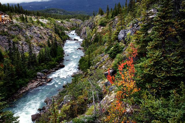 The Yukon.