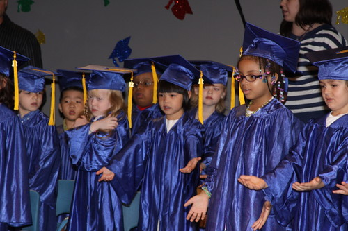 Children Singing at Graduation | by Lighthouse International